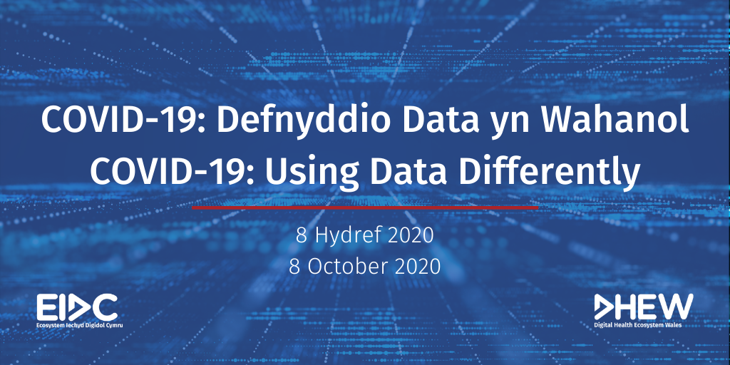 Covid-19 Using Data Differently - 8 October