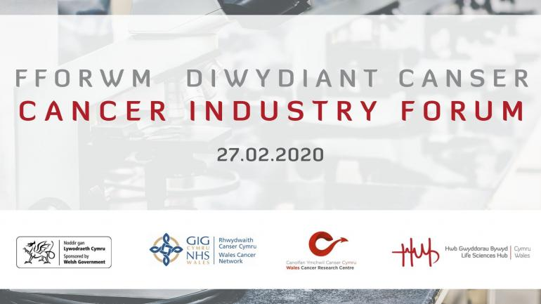 Cancer Industry Forum Header