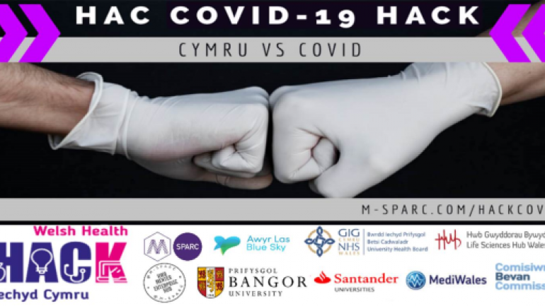 Covid-19 Hack Banner