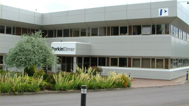 Image of Perkin Elmer's building